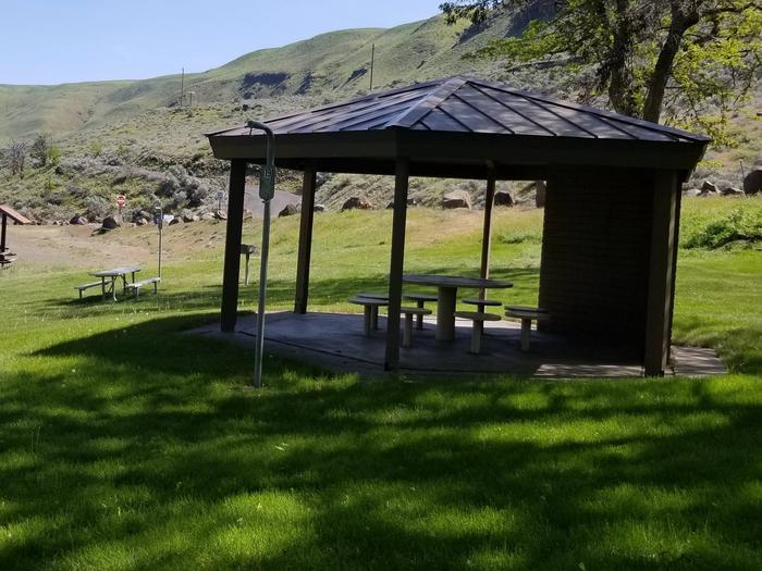 LePage Park Tent Site 19