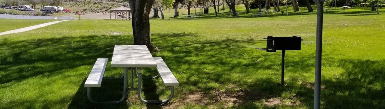 LePage Park Tent Site 1