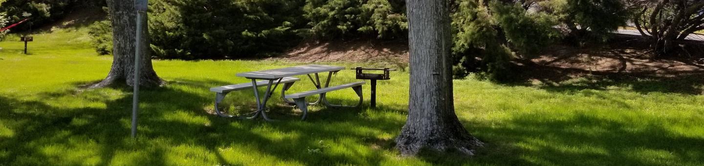 LePage Park Tent Site 3
