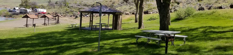 LePage Park Tent Site 18