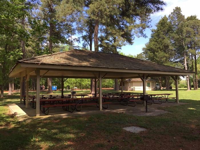 Preview photo of George Washington Birthplace National Monument Picnic Pavilion