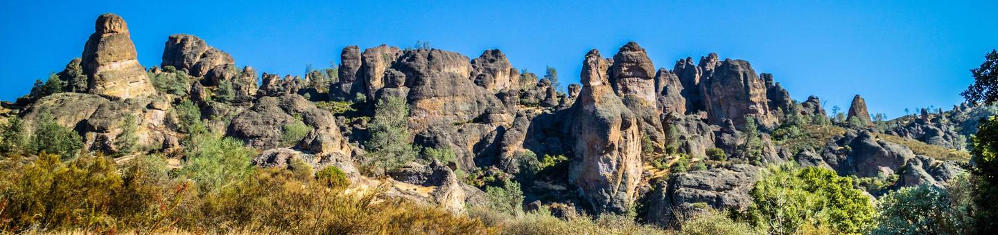 Pinnacles National Park Campground