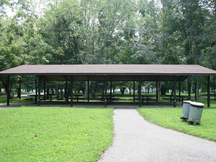 G01 - Boat Group Picnic Shelter