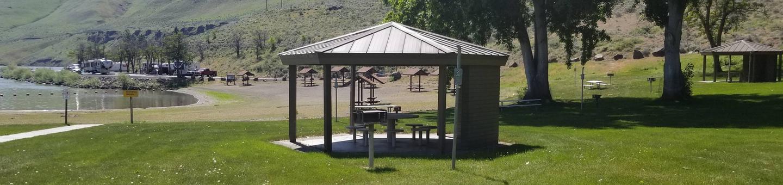 LePage Park Tent Site 9