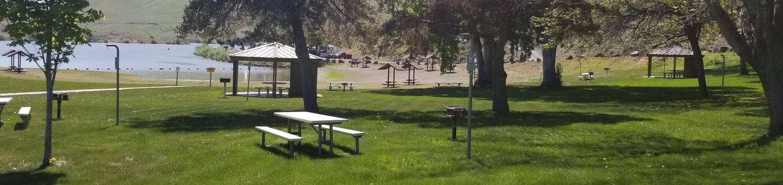 LePage Park Tent Site 7