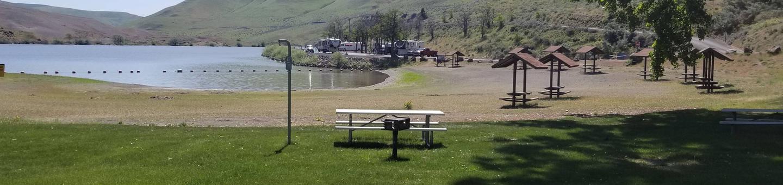 LePage Park Tent Site 10