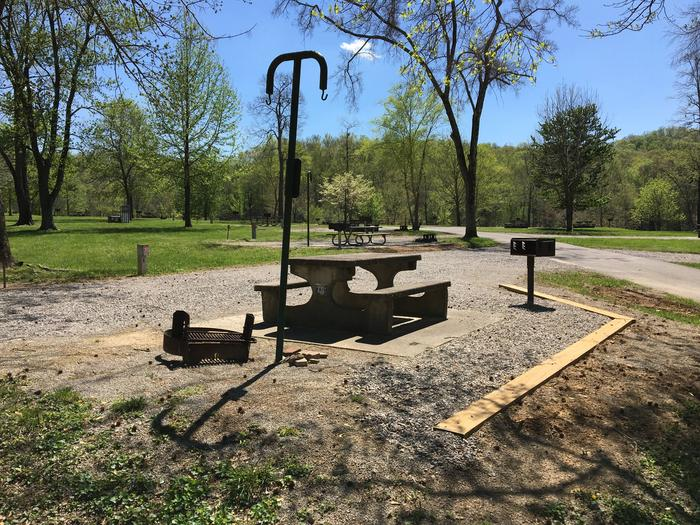 LILLYDALE CAMPGROUND SITE # 79 IMPACT ZONE RENOVATED SPRING 2019LILLYDALE CAMPGROUND SITE # 79