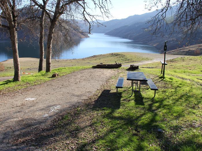 Site #1Trimmer Recreation Area