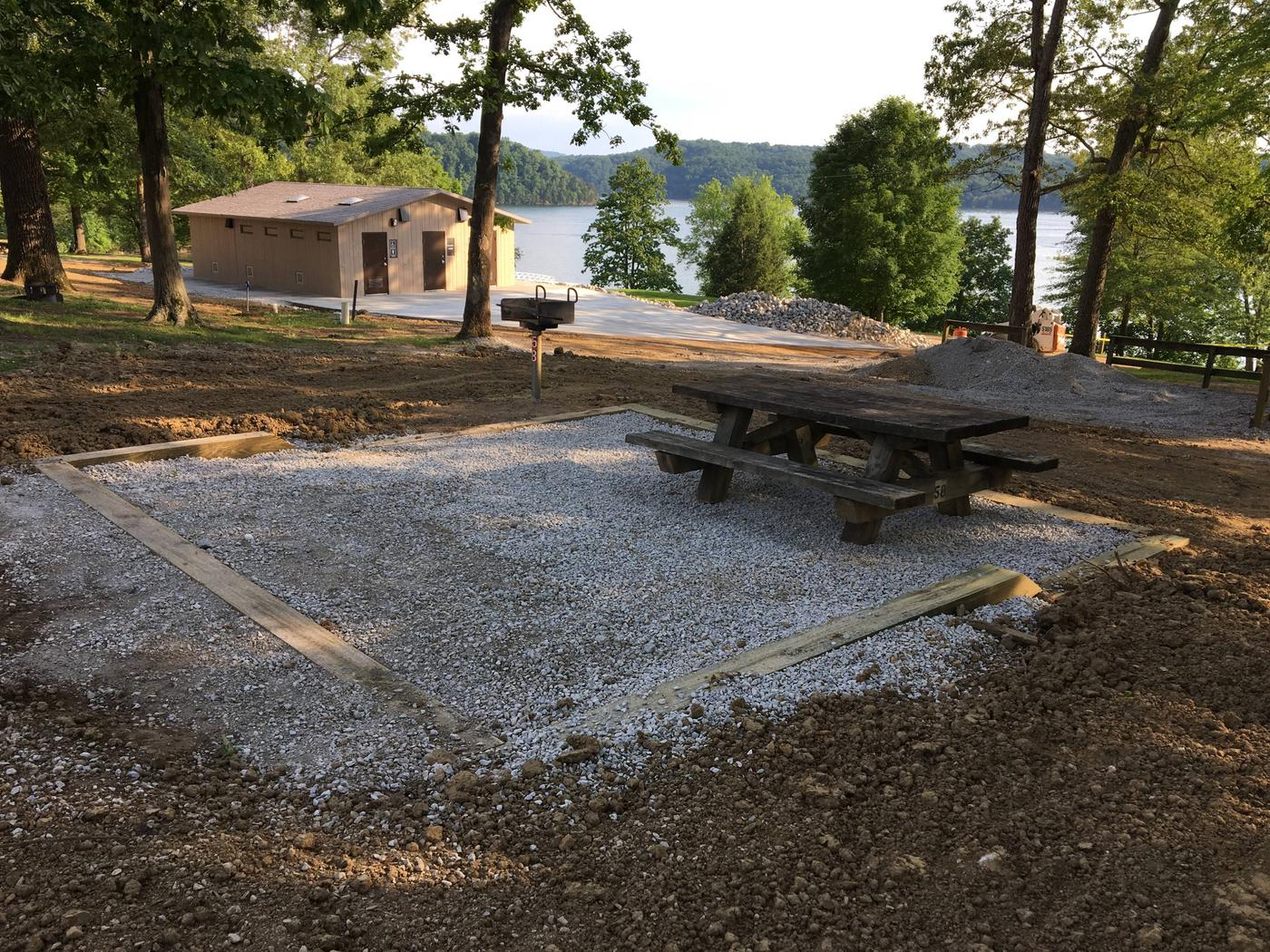 WILLOW GROVE CAMPGROUND SITE #58