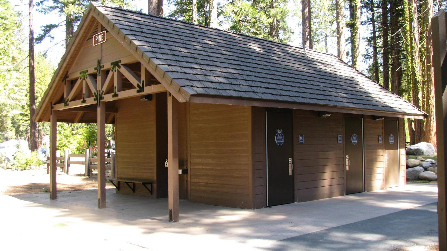 Pinecrest Day Use Restroom Facilities