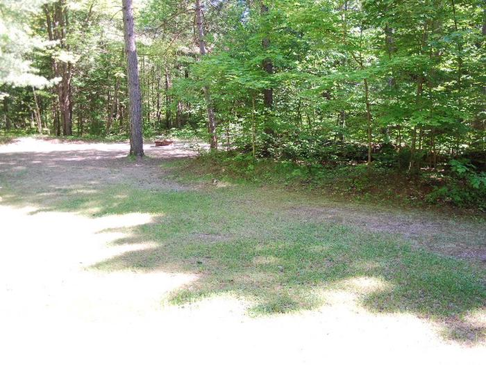 Widewaters Campground site #05