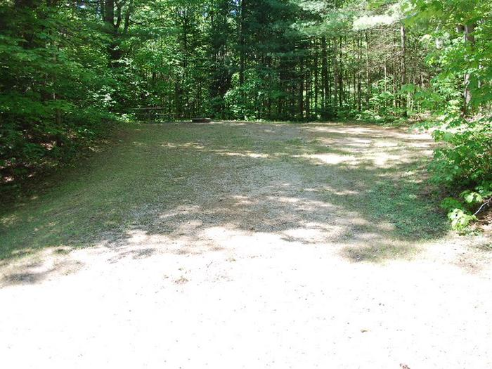 Widewaters Campground site #33