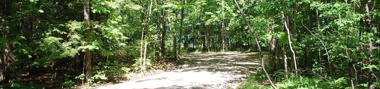 Little Bay de Noc Campground site #02