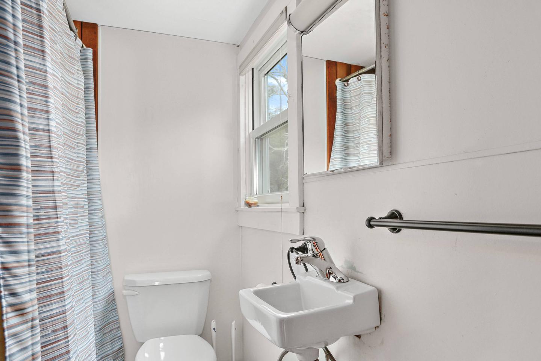 Recently updated bathroom