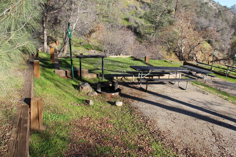 Site #7 Tent PadCampsite #7 Tent Pad