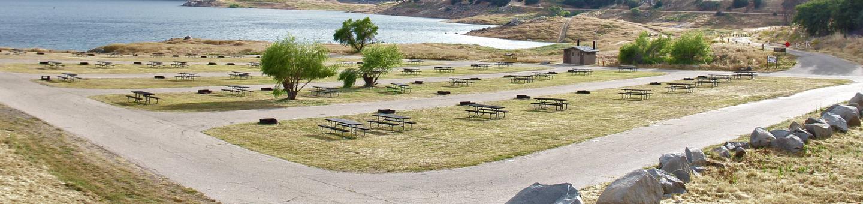 ISLAND PARK CAMPGROUNDOVERFLOW LOOP