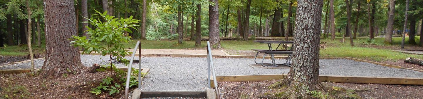 Cades Cove Campground C2Campsite C02 Tent Only