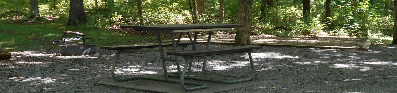 Cades Cove Campground C73C73 Generator Free Area