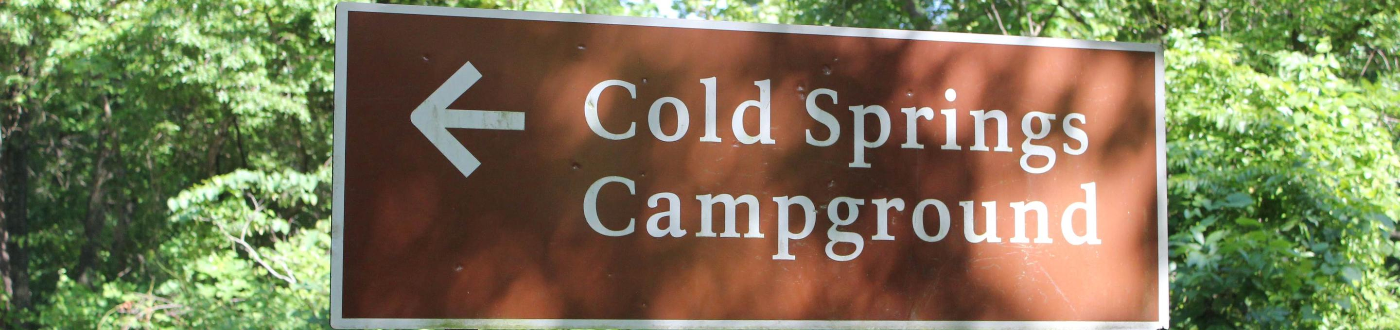 COLD SPRINGS GROUP CAMP (OK) CHICKASAW NRACold Springs Campground