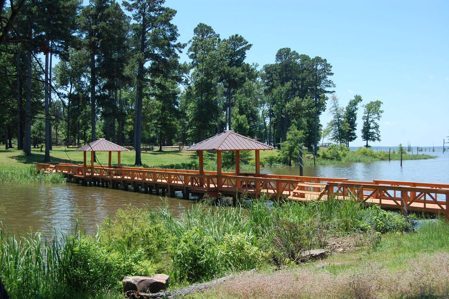 COTTONSHED PARK FISHING PIER