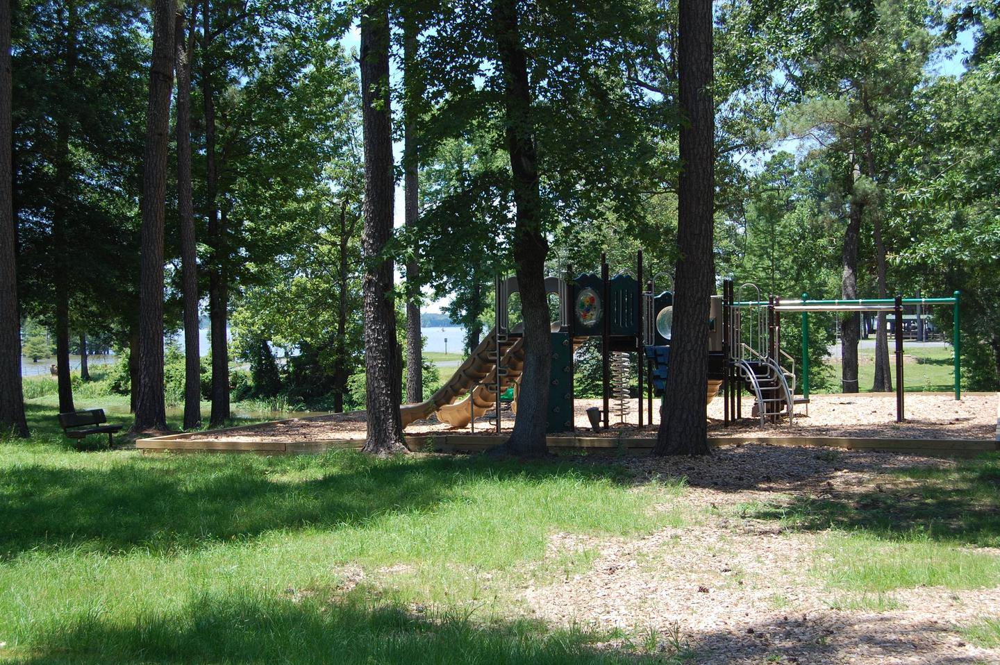 COTTONSHED PARK PLAYGROUND