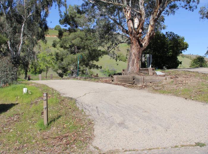 Site #49 Parking