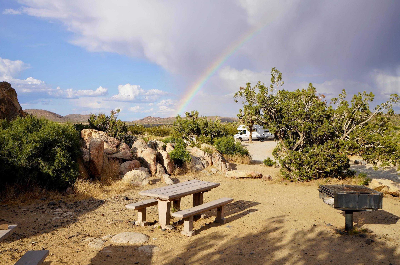 Sheeps Pass Group site 5Campsite