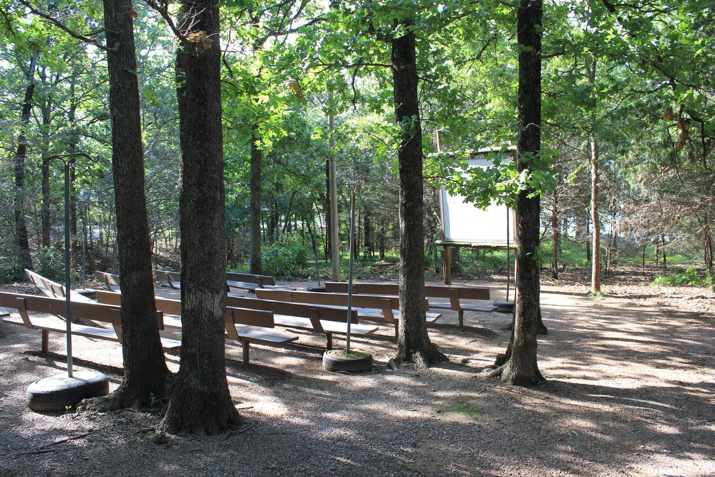 Buckhorn Amphitheater Chickasaw NRA