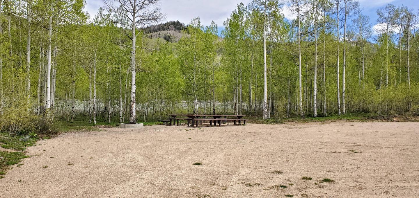 Indian Creek Group Campground #1