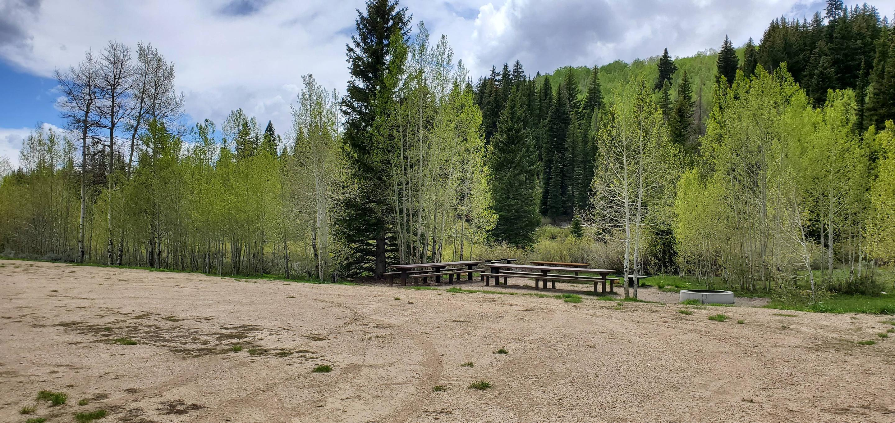 Indian Creek Group Campground #4