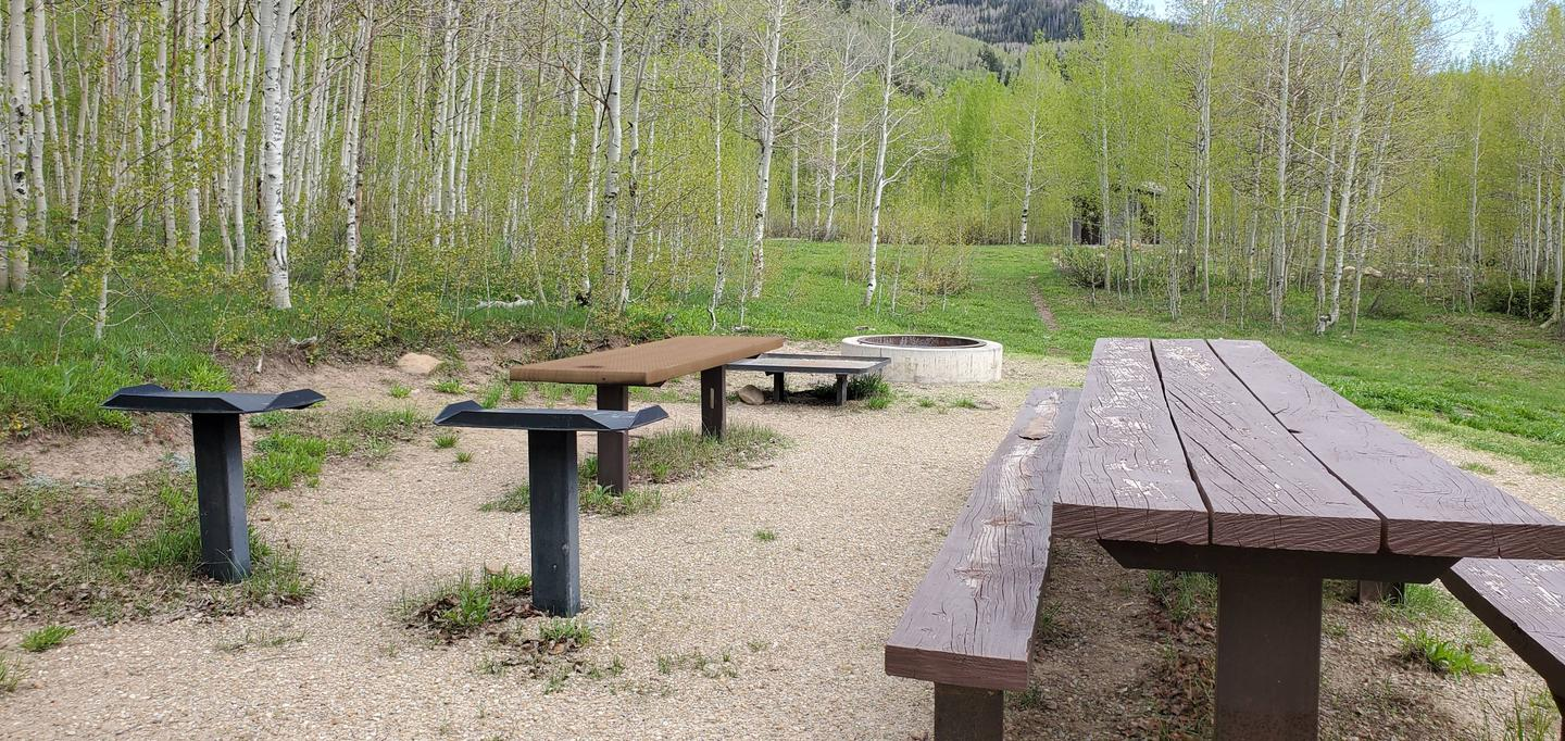 Indian Creek Group Campground #5