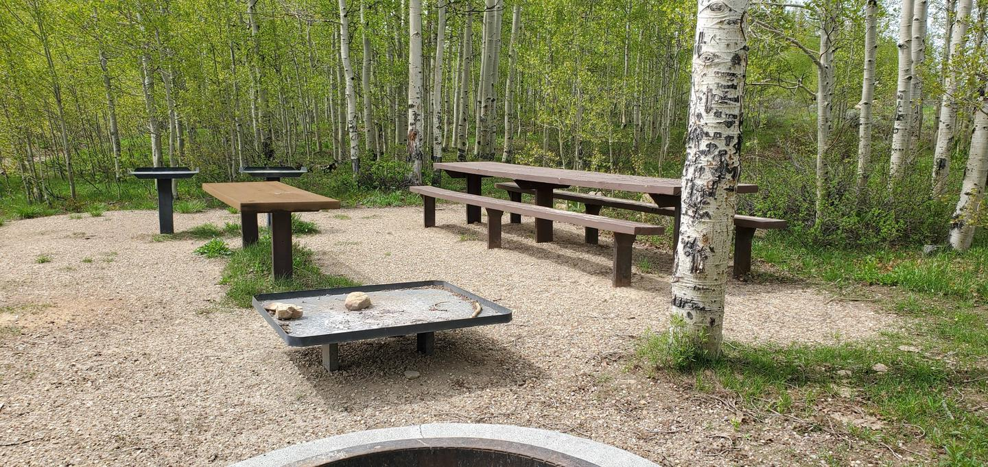 Indian Creek Group Campground #7