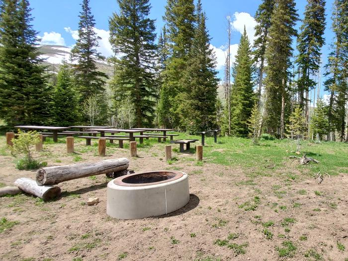 Preview photo of Miller Flat Reservoir Campground