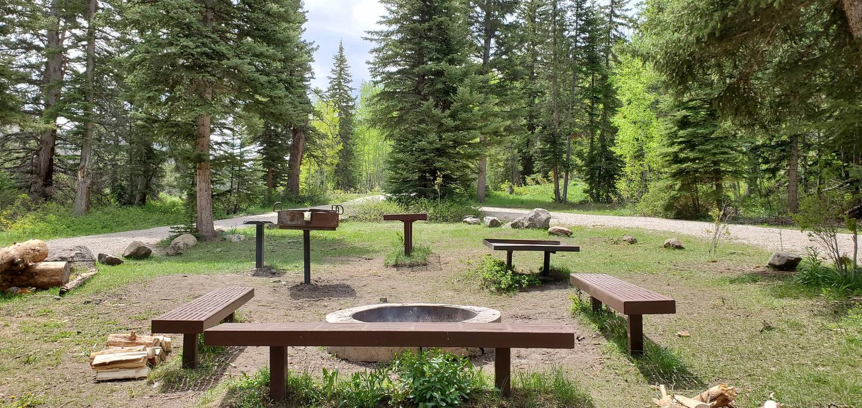 Bridges Campground Group Site