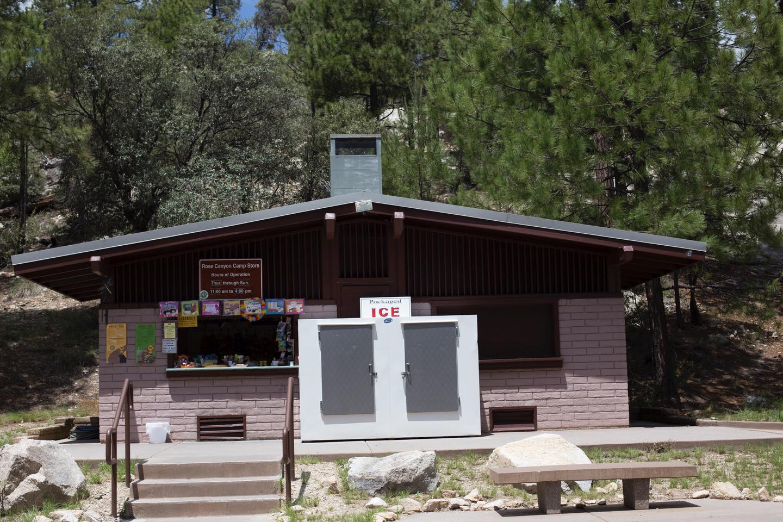 Rose Canyon Lake Campground StoreRose Canyon Lake Campground