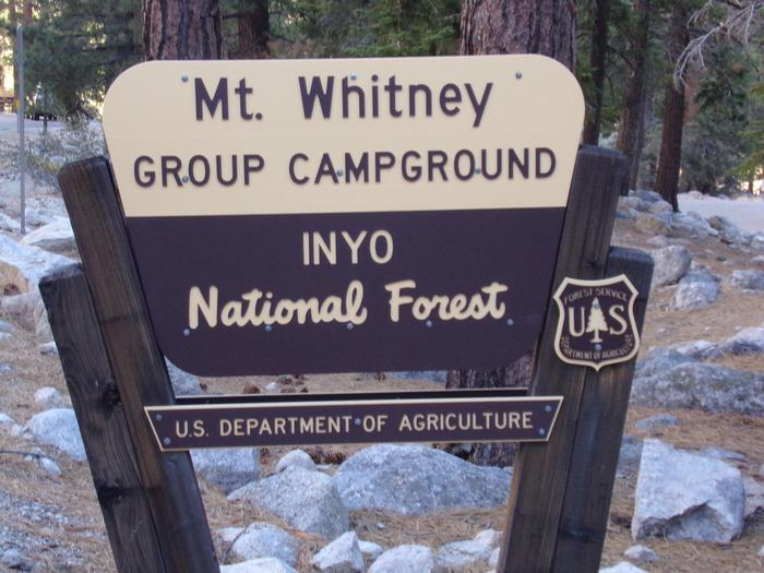 Whitney Portal Campground