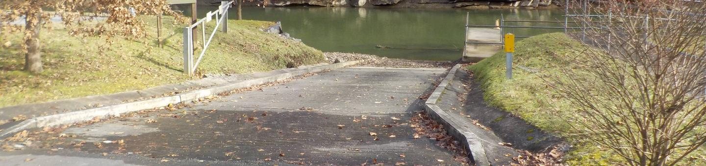 Pound River CampgroundsBoat Ramp