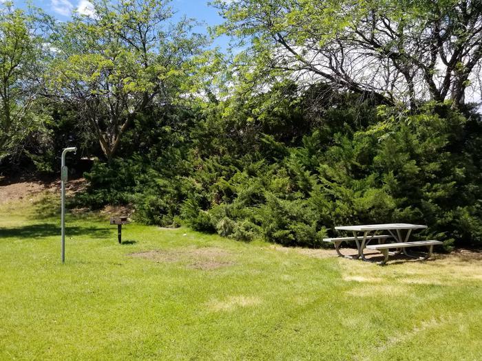 LePage Park Tent Site 4