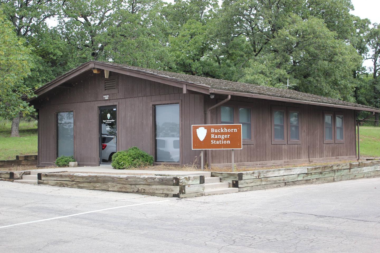 Ranger Station Buckhorn Campground