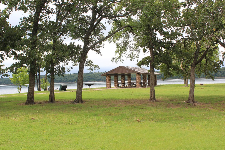 Buckhorn Pavilion Buckhorn Campground