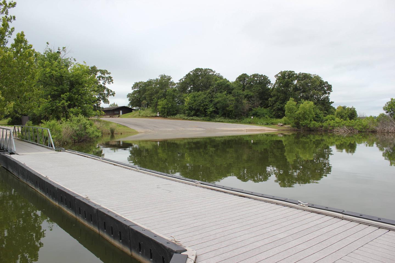 Boat Ramp Buckhorn Campground
