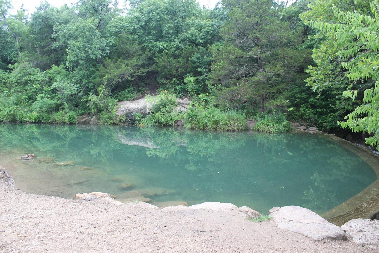 Panther Falls Swim Area