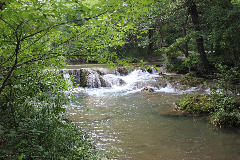 Low Water Crossing Falls