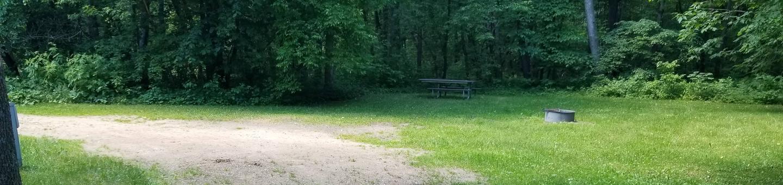 Campsite #27