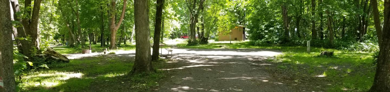 Campsite #30