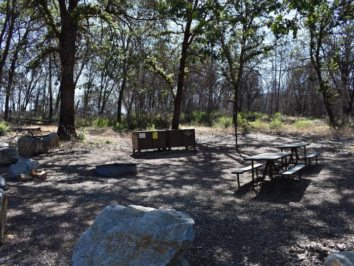 Horse Camp site #1