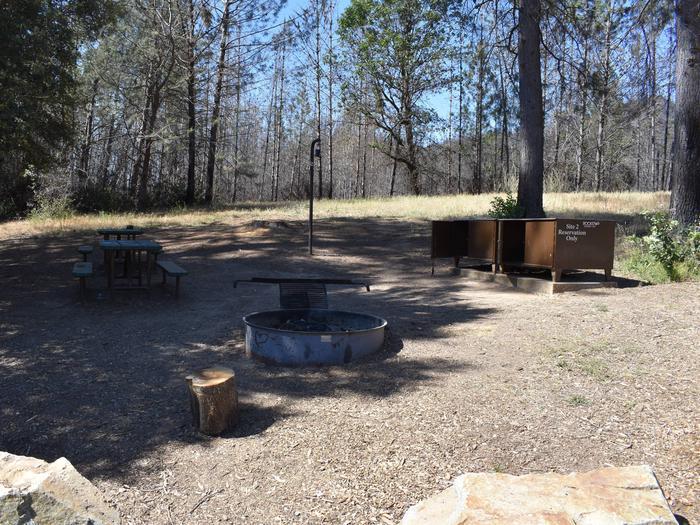Horse Camp site #2