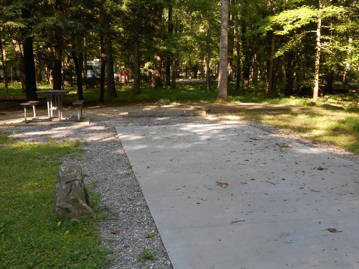 Cades Cove Campground B31