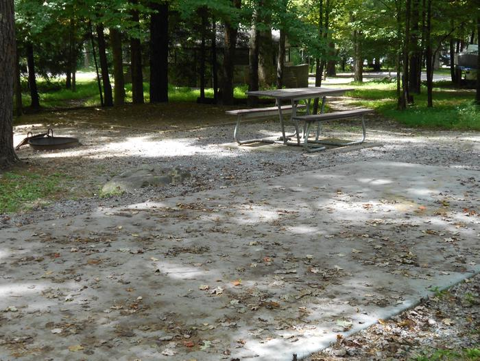 Cades Cove Campground B32