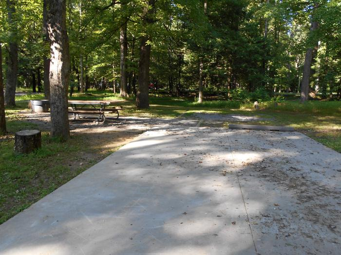 Cades Cove Campground B33